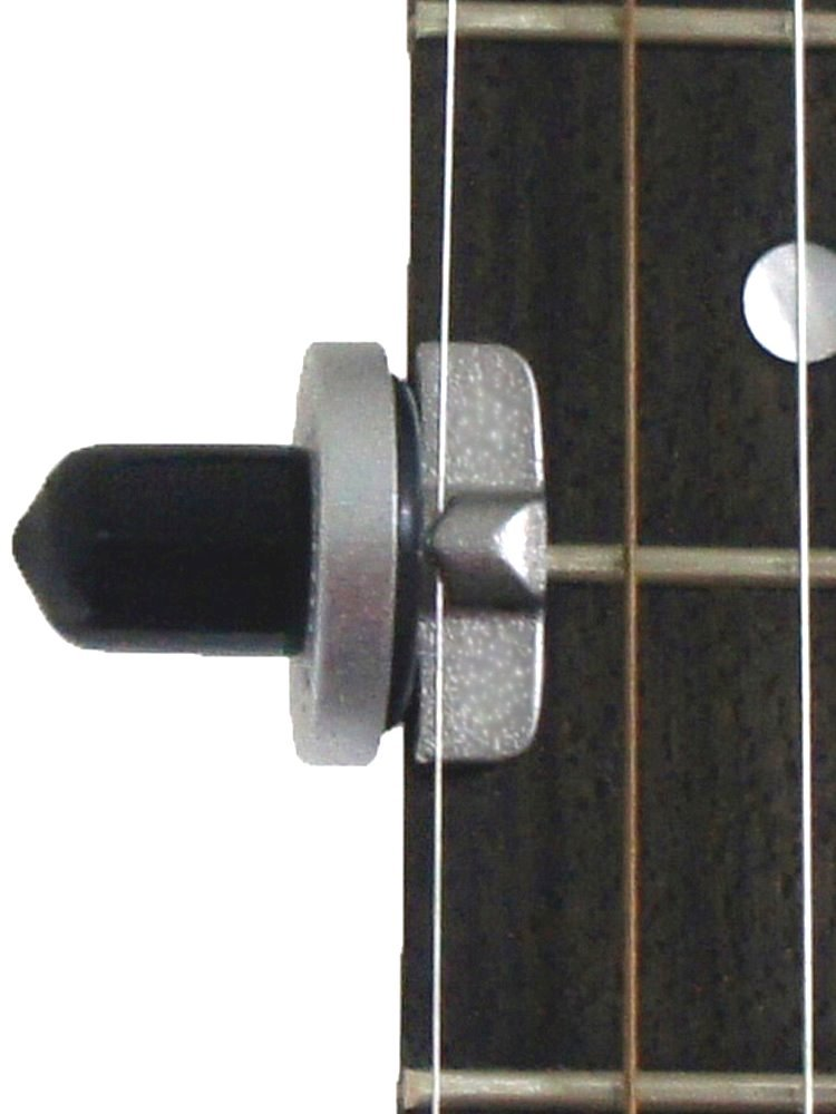 Banjo Highway Fifth String Capo - Stainless Steel