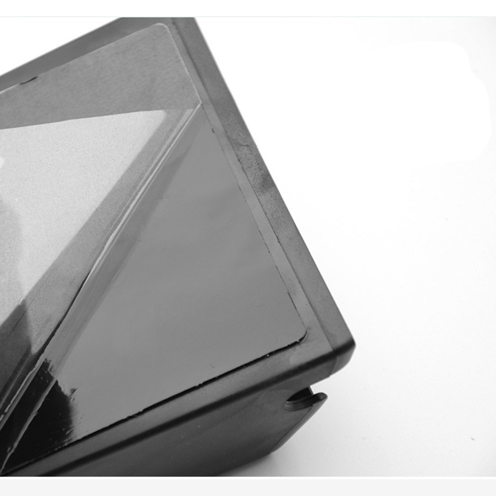 Color Negro Compartimento para el Coche, 1 Unidad omufipw Organizador de Accesorios para Coche