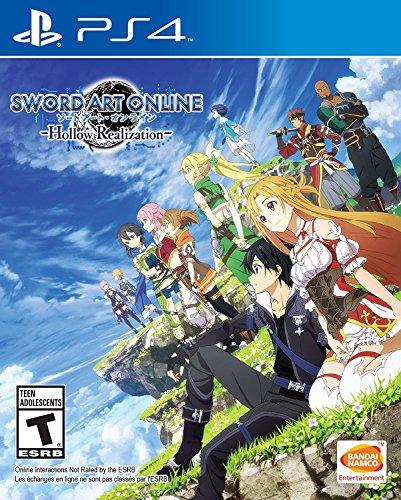 Sword Art Online: Hollow Realization - PlayStation 4 Standard Edition (Art Sword)