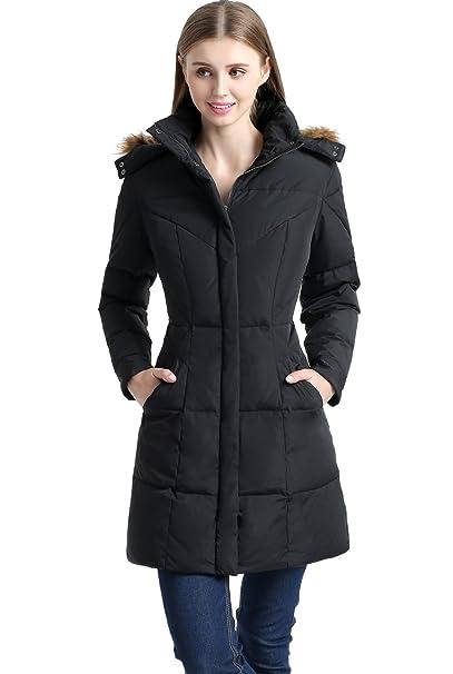 37cccb606 BGSD Women's Elisa Water Resistant Down Parka Coat