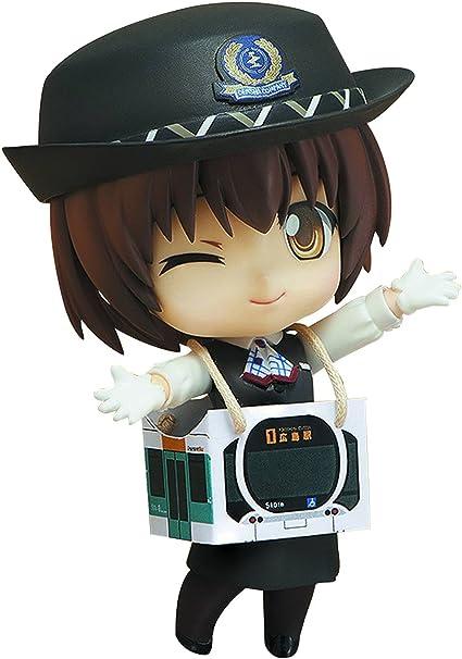 Good Smile Tetsudou Musume Miyuki Takano Nendoroid Action Figure Busts Diamond Comic Distributors SEP132096