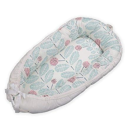 Geggur Baby Nest Nido Bebé Reductor Cama Bionica Cunas Cama para ...