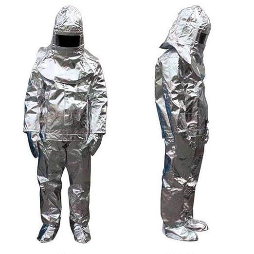 WD FHF Overol Protector, ignífugo Resistencia a Altas temperaturas ...