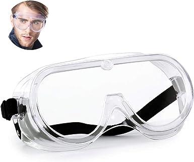 gafas de seguridad protectoras para laboratorio lugar de trabajo y exteriores gafas protectoras Gafas de seguridad para exteriores