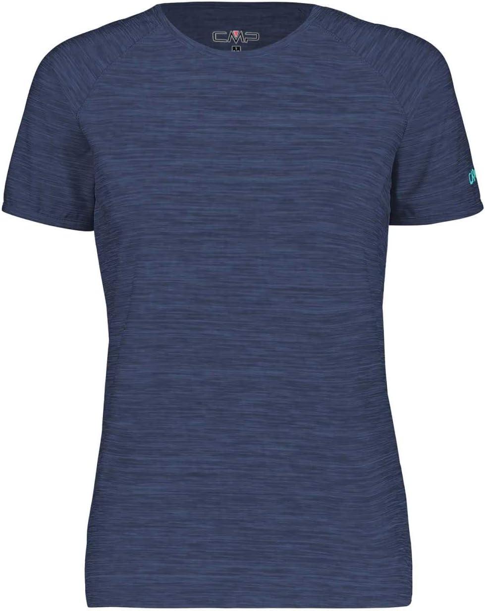 Donna CMP T-Shirt Stretch Jersey