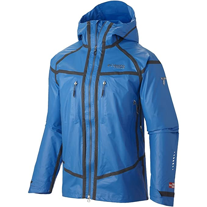 Columbia Hombre Outdry EX Platinum Tech Softshell - Azul -