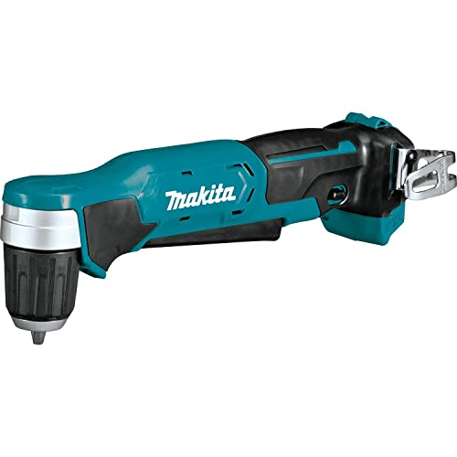 Makita AD04Z 12V max CXT Right Angle Drill, 3 8