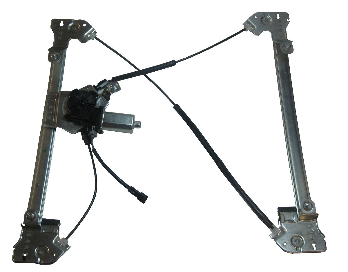 Amazon.com: 2004-2007 FORD F150 SUPERCAB RH FRONT (PASSENGER SIDE) POWER  WINDOW REGULATOR ASSEMBLY: Automotive