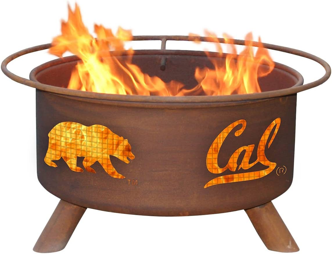 Patina Products F210, 30 Inch Cal Berkeley Fire Pit