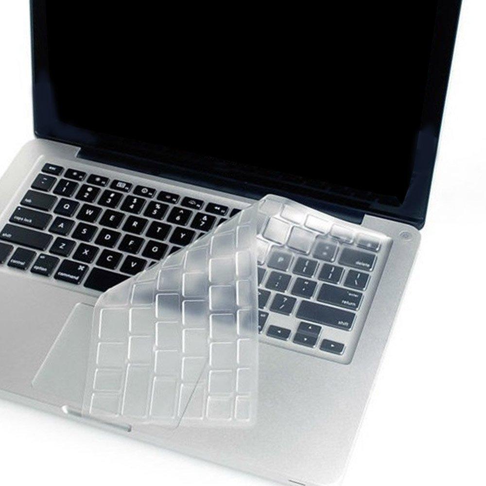 Vococal - Protector de Teclado TPU Transparente Cubierta Funda de Piel para Apple MacBook de 12 Pulgadas con Pantalla Retina P201604180119
