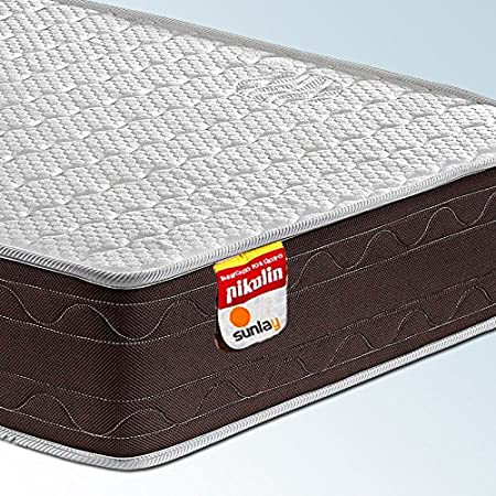 Tu Cama Selección Pack Somier Articulado Motor + Colchon Viscoelastico Grupo Pikolin (135 centímetros, 190 centímetros): Amazon.es: Hogar