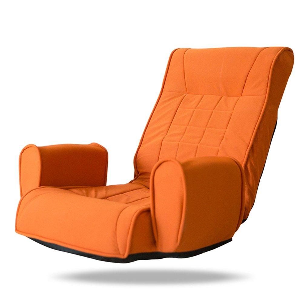ZEMIN Pliable Sofa Paresseux Lit Dossier Accoudoir Coussin Chaise Sol Multifonction Unique Fenêtre En Saillie Taie