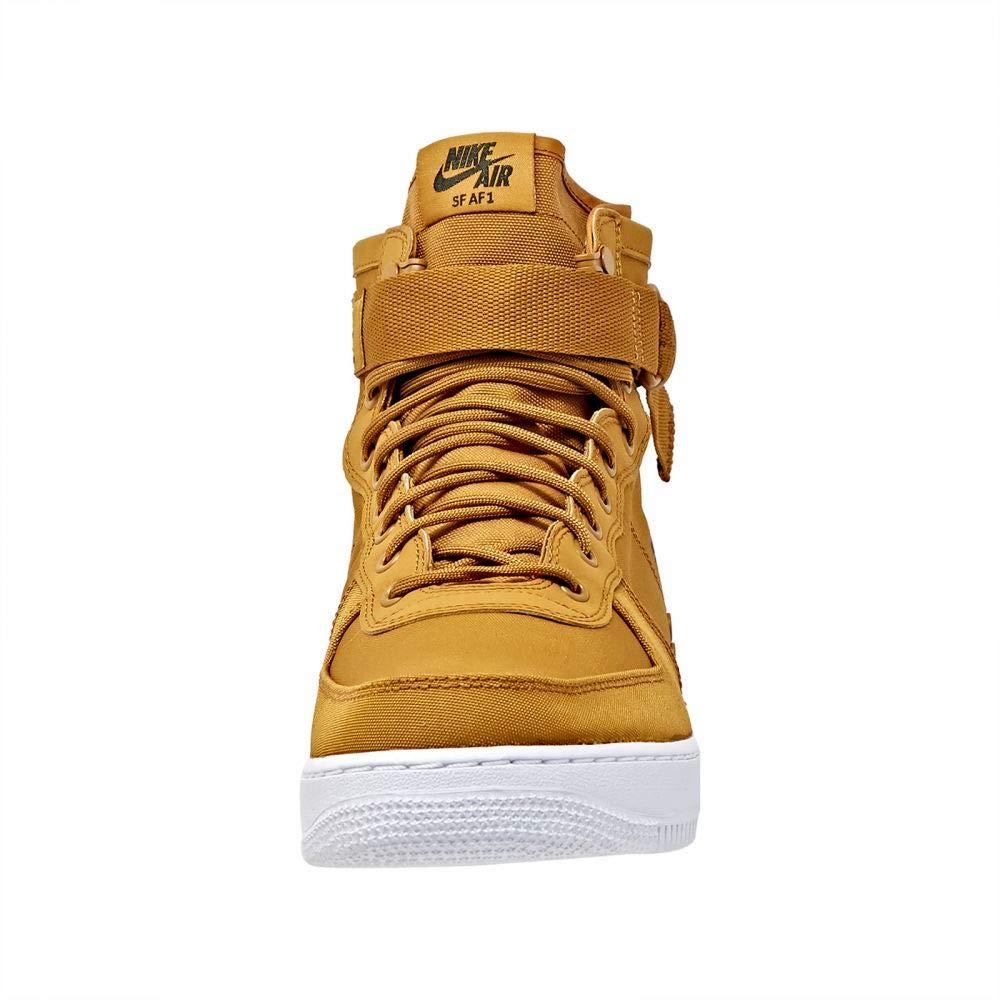 Nike SF Air Force 1 Mid Men's Shoes Desert OchreSequola White 917753 700 (13 D(M) US)