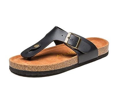 SINGLE BUCKLE SLIP-ON - Slipper - brown Ebay Günstiger Preis Für Günstig Online 0MSir