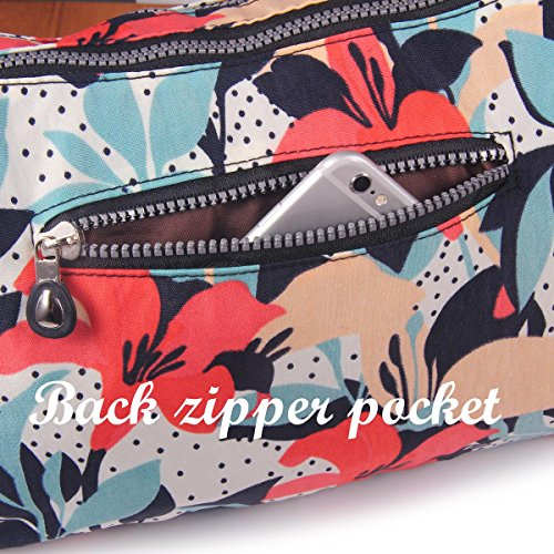 calla Crossbody Splash Messenger Water 1 Anti ABLE Flower Bags Shoulder Women Lily YTwxnTzCqS