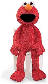 Gund - Elmo de peluche gigante (104 cm): Amazon.es: Juguetes y ...