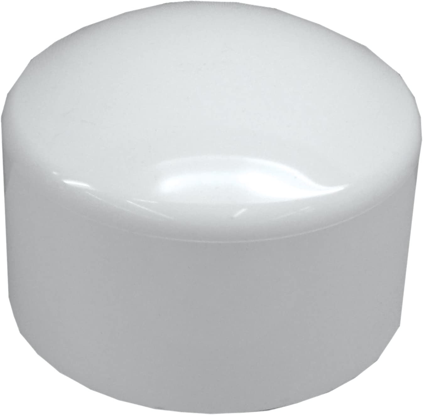 Genova Products 30150 PVC Slip Cap, 2-1/2