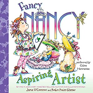 Fancy Nancy: Aspiring Artist Audiobook