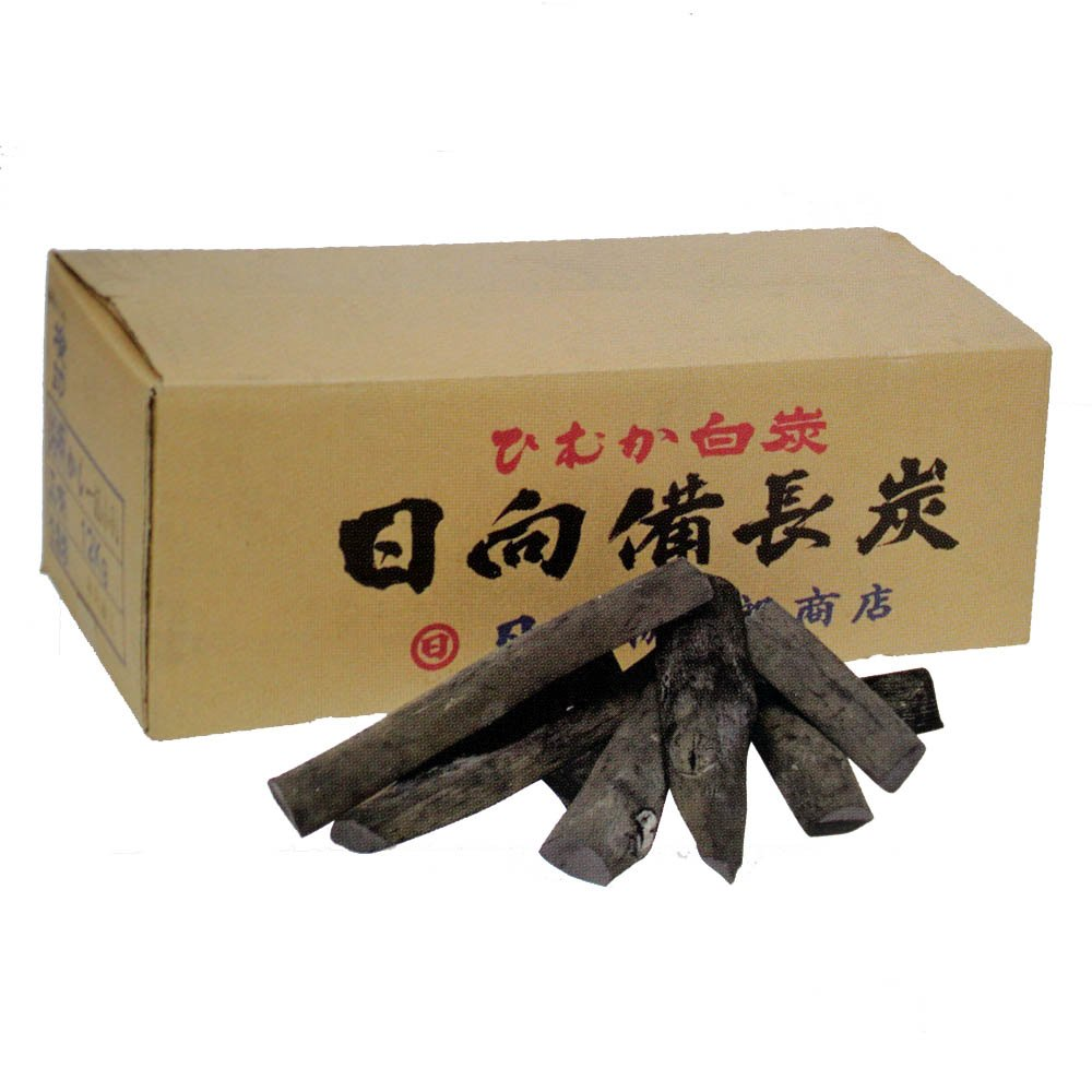 備長炭 (燃料用) 12kg 159-22 B01BR33IIO