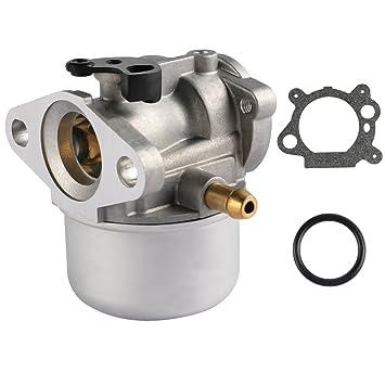 Cocode 799868 carburador de repuesto para Briggs & Stratton 498170 799868 497586 498254 497314 497347 con