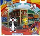 The Looney Tunes Show Figures, Sylvester & Tweety, 2-Pack by Cartoon Network