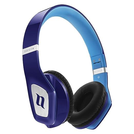 11 opinioni per Noontec Zoro II HD On Ear Cuffie Premiato Suono Leggero Pieghevole Cuffia