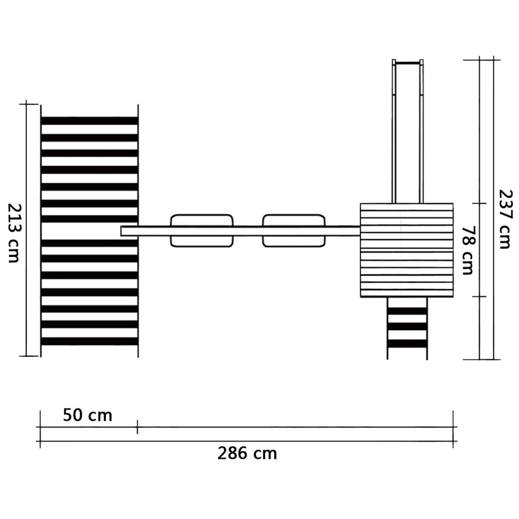 JVSISM Carrello di Atterraggio Pieghevole Allunga Le Gambe di Appoggio Piedi di Prolunga Protezione delle Gambe per Zino H117S PRO RC Drone Accessorio