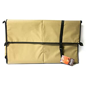 Tactical Roll Up Shooting Mat By American Mountain Supply Review