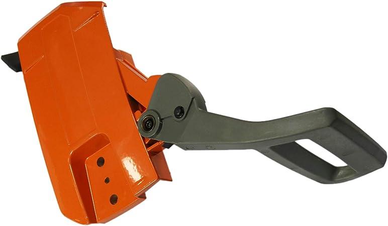 Chain Sprocket Brake Side Clutch Cover For Husqvarna  268 272 266 61 66 XP NEW
