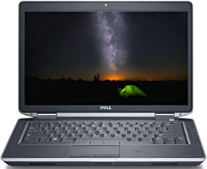 "Dell Latitude E6430 14"" Notebook PC - Intel Core i5-3320 2.6GHz 8GB 320gb SATA Windows 10 Professional"