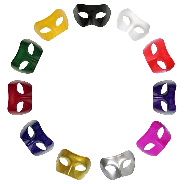 amazon com white venetian masquerade mask mardi gras masks