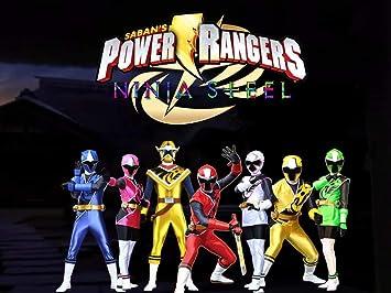Power Rangers Ninja Steel Edible Cake Topper Image ...