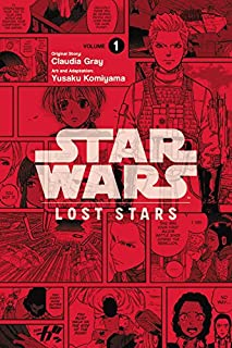 Book Cover: Star Wars Lost Stars, Vol. 1