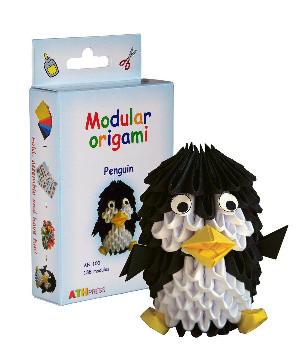 Dover AN100 Modular Origami Kit ATH Press Ltd.