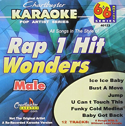 Karaoke: Rap One Hit Wonders