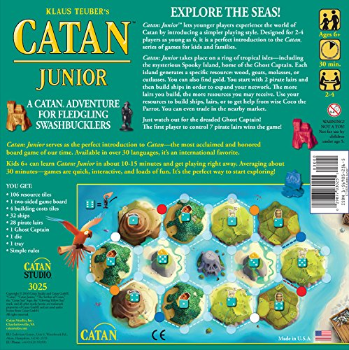 Buy board games for young kids