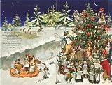 Cats Christmas Chorus Boxed Christmas Cards