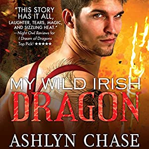 My Wild Irish Dragon Audiobook