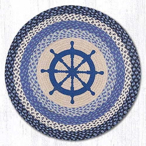 Capitol Importing 66-434NW Round Rug