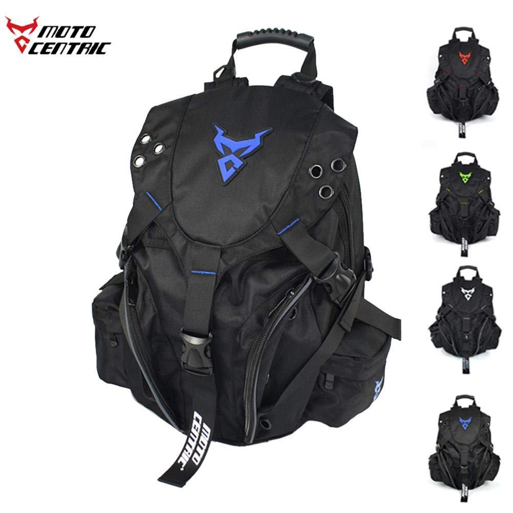 Motorbike Backpack Waterproof Large Capacity for Outdoor Sports Riding Backpack Motorcycle Helmet Backpack Locomotive Riding Computer Shoulder Packing Bag