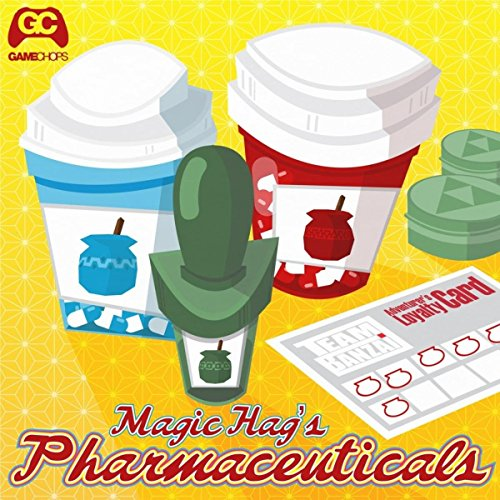 Magic Hag's Pharmaceuticals (Zelda Majora's Mask Remix)