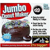 Iggi Kit pour donut géant