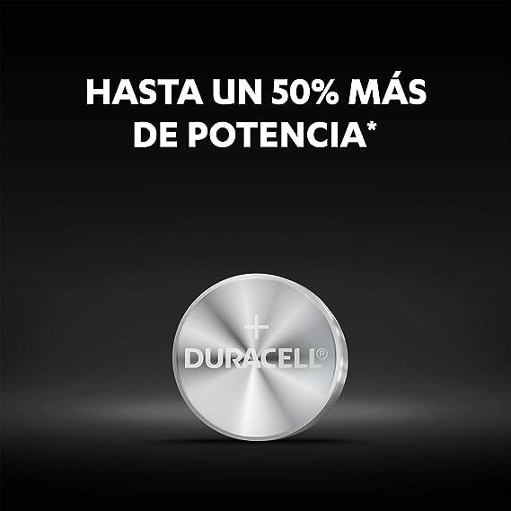 Duracell - Pilas especiales alcalinas de botón LR44 de 1.5 V ...