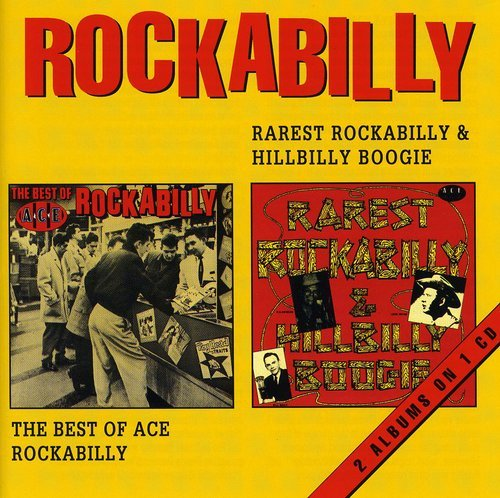 CD : VARIOUS ARTISTS - Rarest Rockabilly & Hillbilly Boogie / Various (United Kingdom - Import)