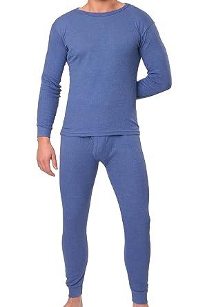MT® THERMO LIGHT Herren Thermowäsche Set (Hemd + Hose) - Warm, weich und atmungsaktiv  durch Klimafaser! - Größen M-3XL wählbar - Qualität von celodoro: ...