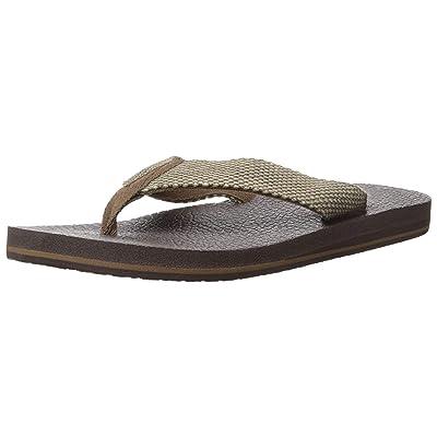 Sanuk Men's Yogi 4 Flip Flop   Sandals