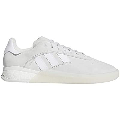 Amazon.com | adidas 3ST.004 (Crystal White/White/Crystal White) Men's Skate Shoes-9.5 | Skateboarding