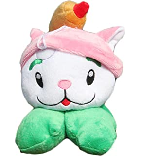 Plants Vs Zombies Cat Tail 15cm Plush Toys Doll