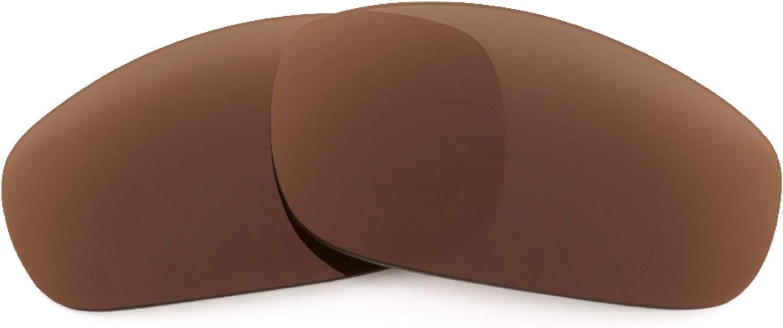 Revant Verres de Rechange pour Oakley Fives (2009) - Compatibles avec les Lunettes de Soleil Oakley Fives (2009) Bronze - Polarisãs