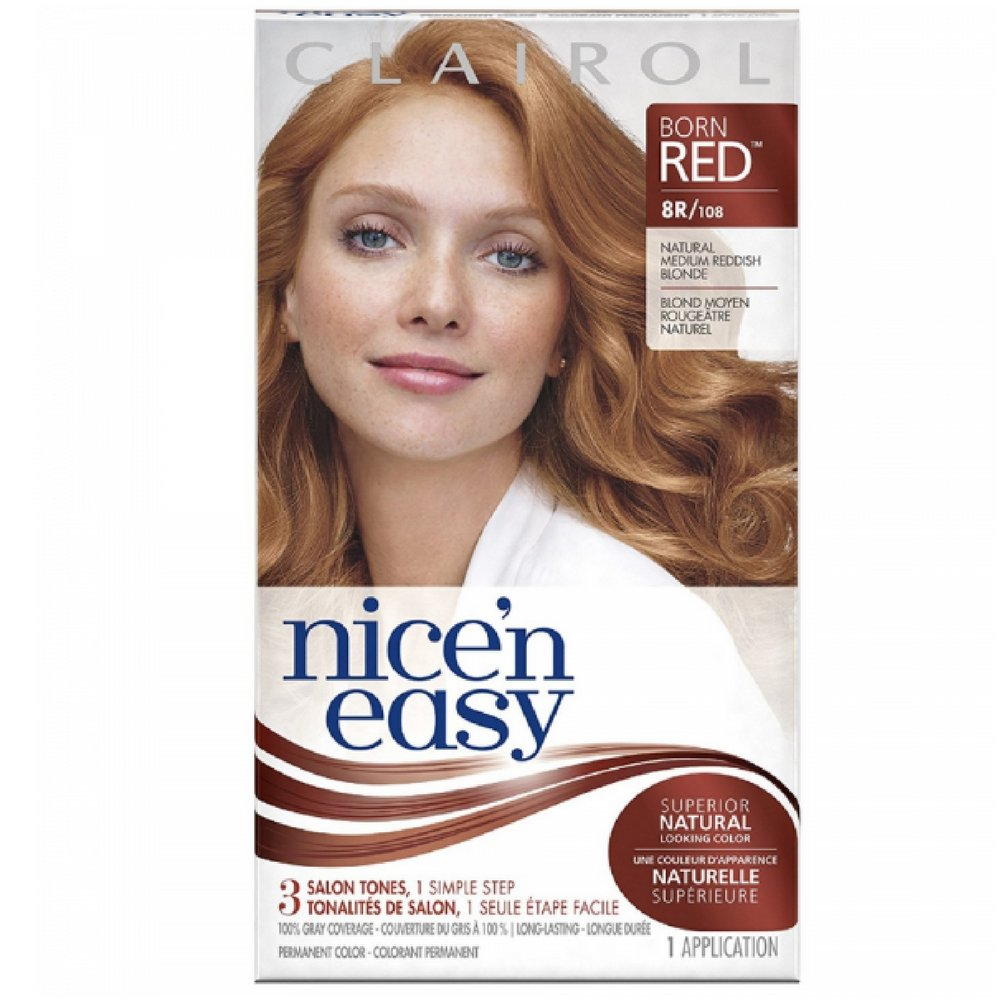 Nice And Easy Hair Color Strawberry Blonde Best Hair